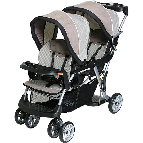Baby Trend - Sit N Stand Plus Double Stroller, Havenwood