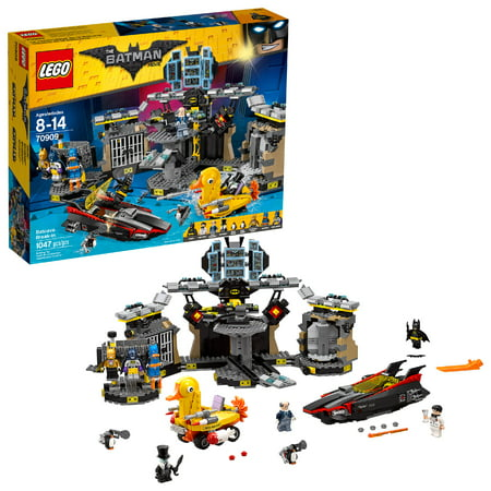 LEGO Batman Movie Batcave Break-in 70909 (1,047 Pieces)](Lego Batman Walk)
