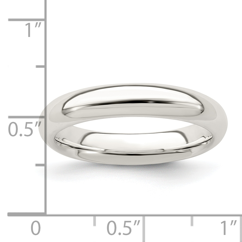 925 Sterling Silver 8mm Comfort Fit Wedding Ring Band Classic Domed Cf Style Mm B Width Fine Jewelry Gifts For Women For Her
