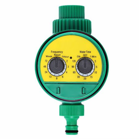Automatic Watering Irrigation Timer Knob Type Garden Sprinkler