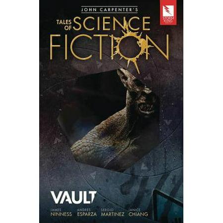 John Carpenter's Tales of Science Fiction : Vault](John Carpenter's Halloween Theme)