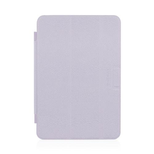 Macally Reversible Cover and Hardshell Case with Stand for iPad mini, Purple (CMateMiniP)