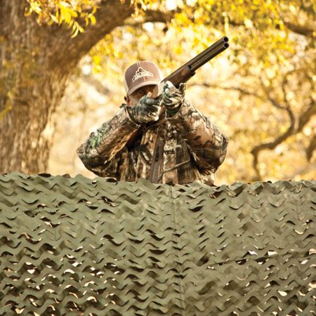 Big Game Camouflage Netting - Field Series - 8' x 20 ' - image 1 of 2