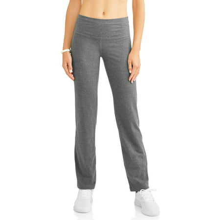 Women's Active Core Performance Straight Leg Pant Available in Regular & Petite (Vs Yoga Pants Xs)