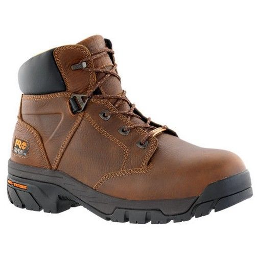 Timberland PRO Men's 6 Inches Helix Safety Boot by Timberland PRO