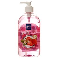 New 307014 Lucky Liquid Soap Strawberries 14 Oz (12-Pack) Hand And Bar Soaps Cheap Wholesale Discount Bulk Health And Beauty Hand And Bar Soaps X Others