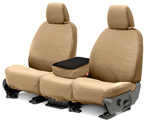 SS8431PCTN Covercraft Seat Cover Seat Style W - Solid Bench And Back