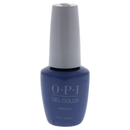 OPI Gel Polish 2019 Tokyo Collection GCT90 Kanpai OPI! 0.5 oz Opi Nail Polish Lacquer