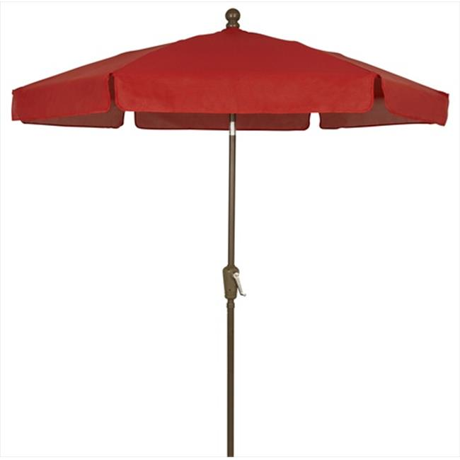 FiberBuilt Home Fiberbuilt Home 7Gcrcb-T- Garden Umbrella 7. 5 Ft