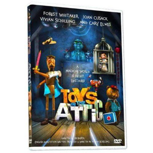Toys In The Attic (Widescreen)