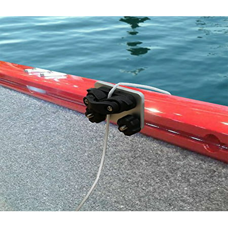 BroCraft Fender Cam Cleat for Tracker Boat Versatrack System / Lund Sport Track system