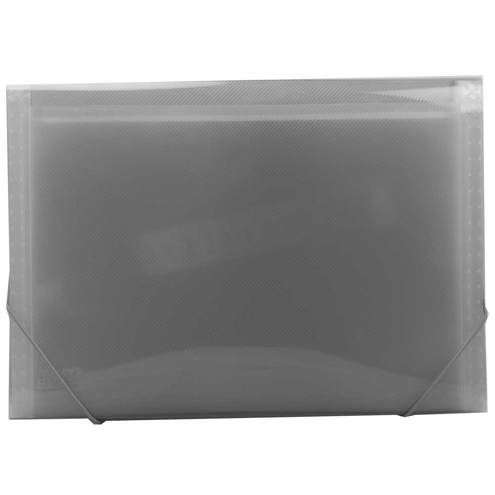 "JAM Plastic 13 Pocket Expanding File, Letter Size, 9"" x 1..."