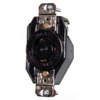Hubbell L530R Insulgrip Twist Lock Receptacle L5-30R,