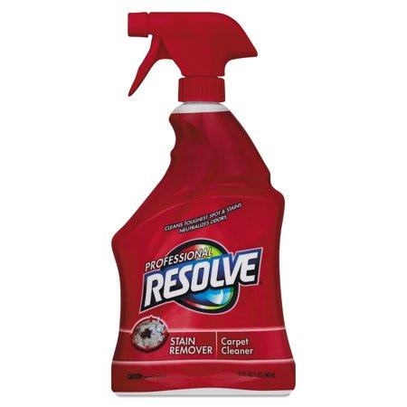 Professional RESOLVE Spot amp Stain Carpet Cleaner 32oz