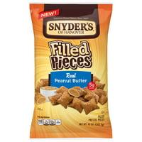 Snyder's Pretzel Pieces, Peanut Butter Filled, 10 Ounce Bag