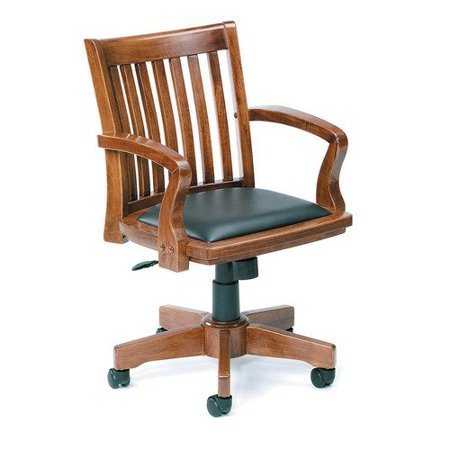 boss office products mid back leather banker 39 s chair