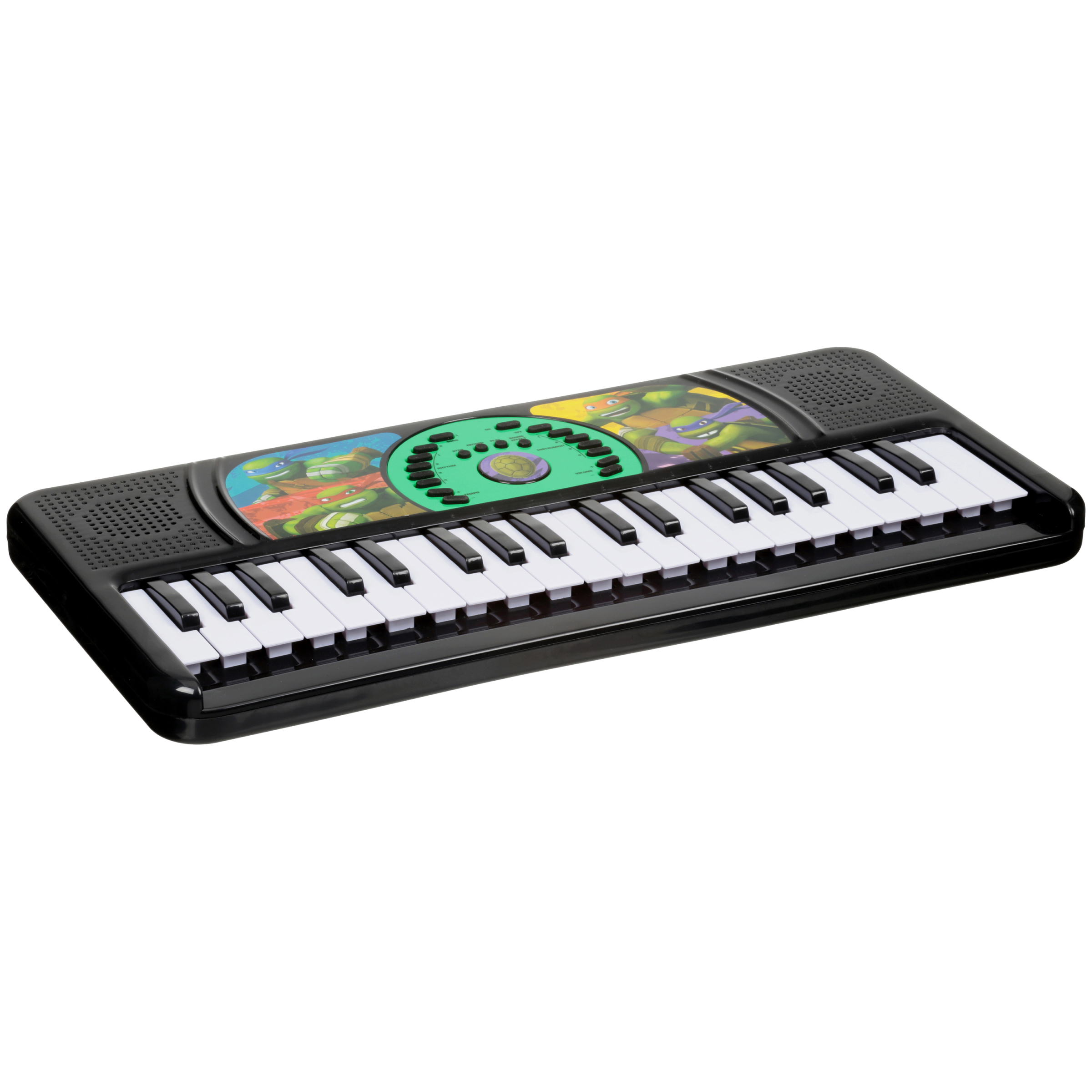 First Act® Nickelodeon™ Teenage Mutant Ninja Turtles Keyboard Piano Box