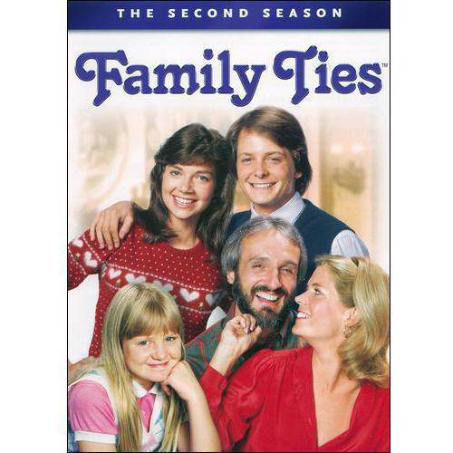 Family Ties: The Second Season (Full Frame)