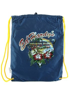 03459a77ee13 Product Image Ed Hardy Drew Drawstring Paradise Beach - Navy