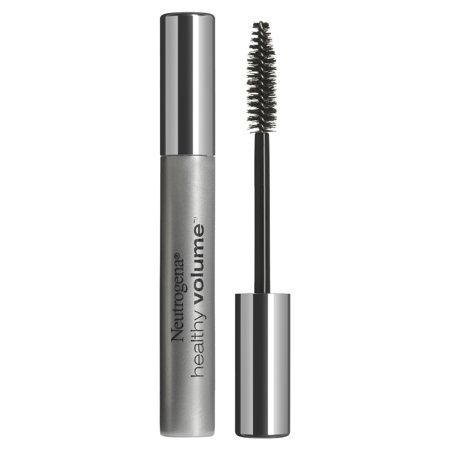 Volume Building Eye Mascara (Neutrogena Healthy Volume Mascara, Carbon Black 01,.21)