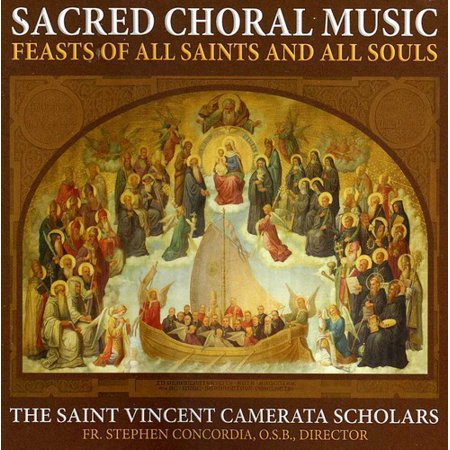 European Choral Music (Sacred Choral Music Feast of All Saints & All (CD))