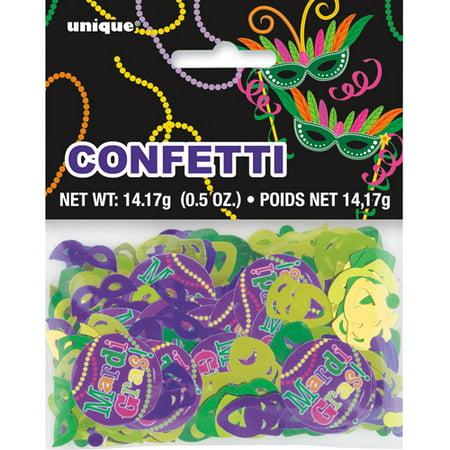 (4 pack) Mardi Gras Party Confetti](Mardi Gras Decorations)