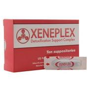 RemedyLink Xeneplex Glutathione Detoxification Support Complex Suppository, 10 Count