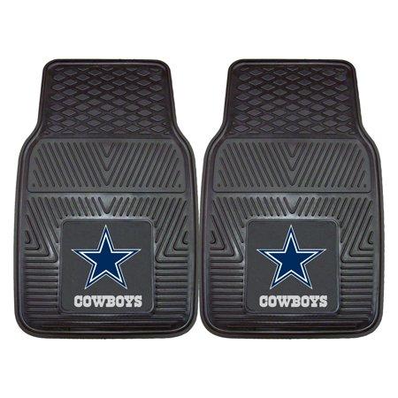 - Dallas Cowboys 2-pc Vinyl Car Mats 17