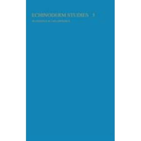 Echinoderm Studies