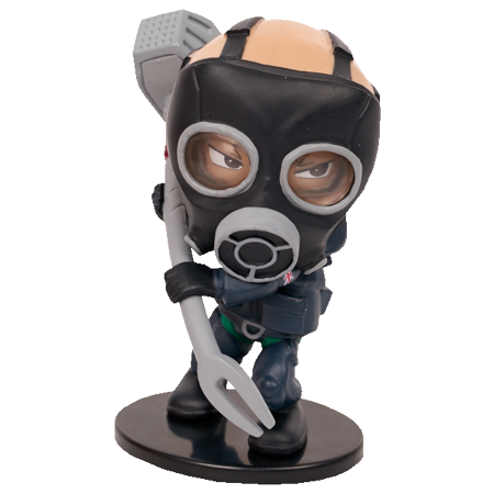 Ubisoft Six Collection Figure - Sledge