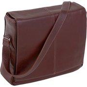 Siamod San Francesco Leather Messenger Bag