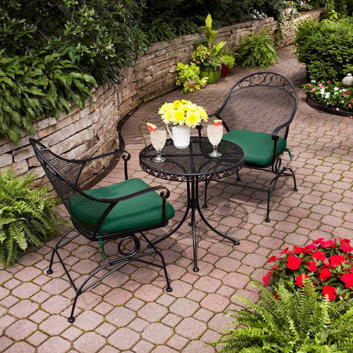 Better Homes and Gardens Clayton Court Motion Outdoor Bistro Set