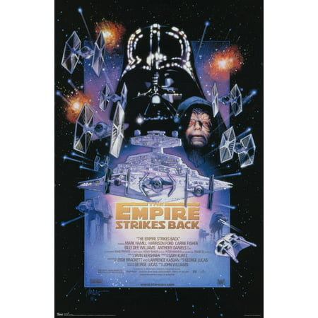 Five Star 36' Natural - Trends International Star Wars Episode 5 Collector's Edition Wall Poster 24