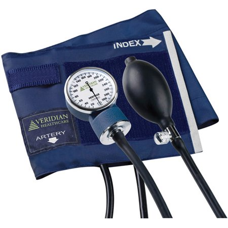 Infant Aneroid - Heritage Series Latex-Free Aneroid Sphygmomanometer, Infant