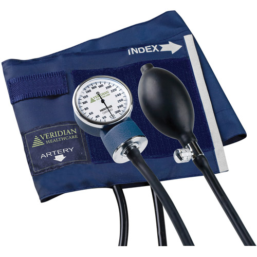 Heritage Series Latex-Free Aneroid Sphygmomanometer, Infant