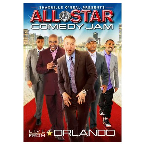 Shaquille O'Neal's All Star Comedy Jam - Live From Orlando (2012)