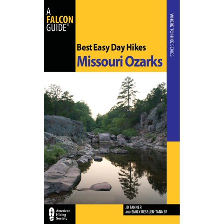 Best Easy Day Hikes Springfield, Missouri - eBook