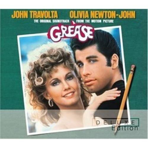 Grease (25th Anniversary) (Deluxe Edition) (2CD) (Digi-Pak) (CD Slipcase) (Remaster)