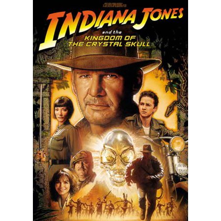 Indiana Jones and the Kingdom of the Crystal Skull (Vudu Digital Video on