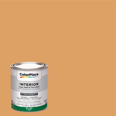 ColorPlace, Interior Paint, Mighty Spicy, #90YR 45/427