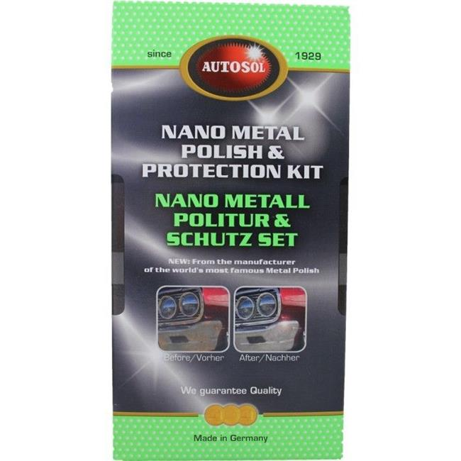 AutoSol 0009 Nano Protection Metal Care Kit Pack of 6