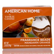American Home by Yankee Candle Mandarin Orange, Fragrance Beads