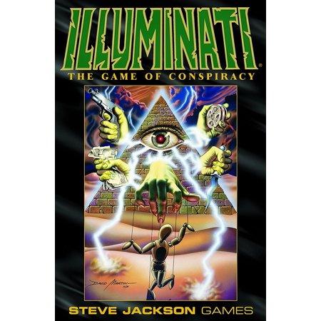 Illuminati  All Symbol New Secrets Entertainment Archetype Worlds Freemasons Most Satanism Black Illuminata World Success Eye Pyramideye Celebrities Illuminati By Steve Jackson Games