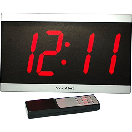 Sonic Bomb SA-BD4000 Big Display Maxx Alarm Clock -