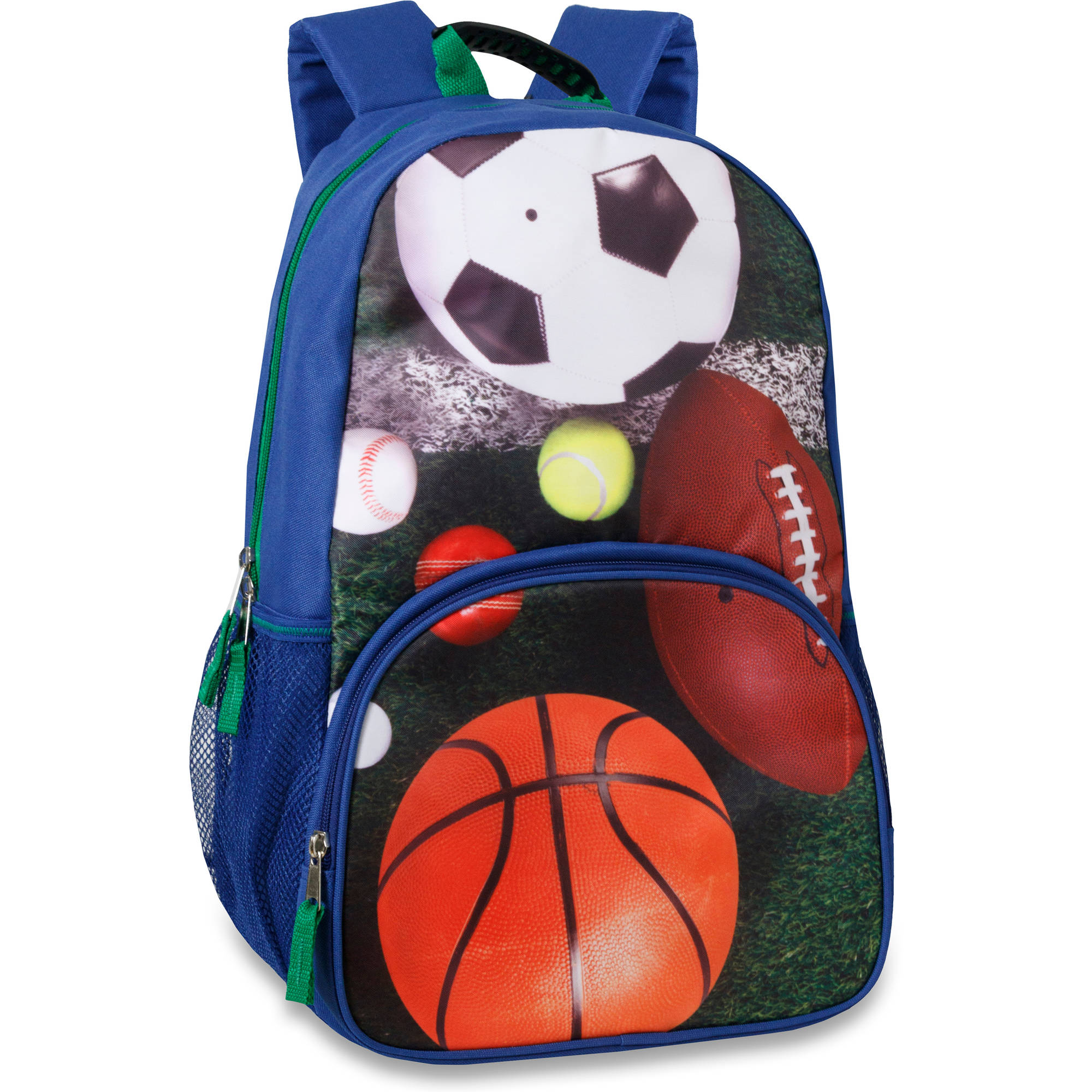 17.5 Inch Sports Photo Real Backpack