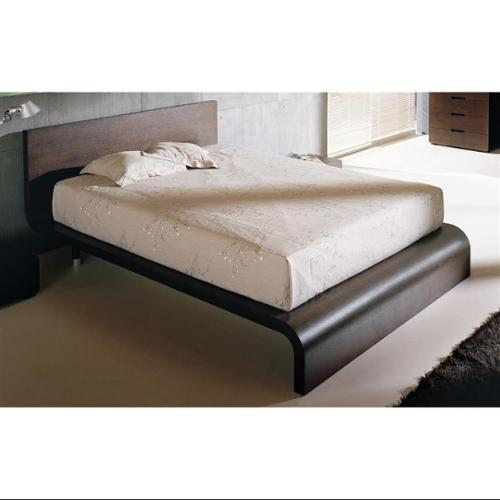 Cosmo Bed in Wenge Finish (Queen)