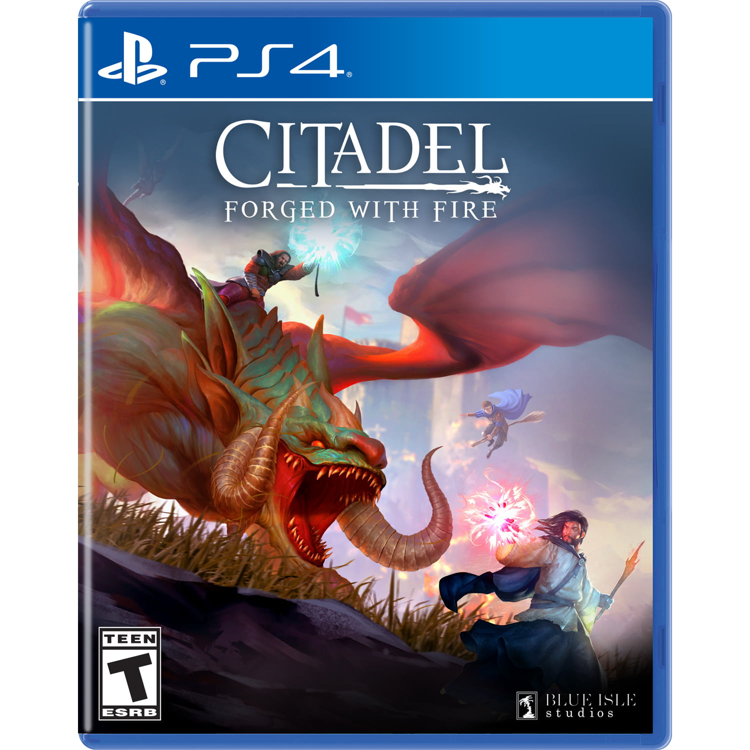 Citadel: Forged With Fire, Blue Isle Studios, PlayStation 4, 884095196028