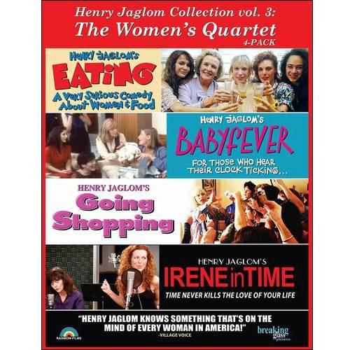 Harry Jaglom Collection, Vol. 3: The Women's Quartet