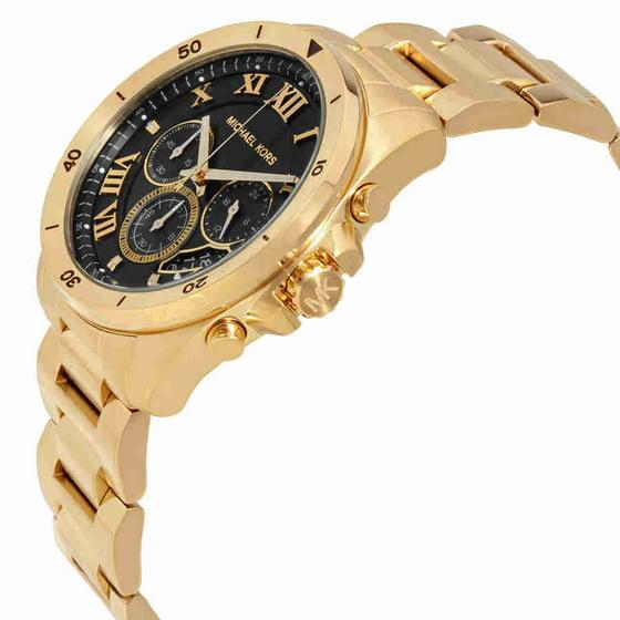 6e6748c57f71 Michael Kors - Michael Kors Men s Brecken Chronograph Watch MK8481 ...