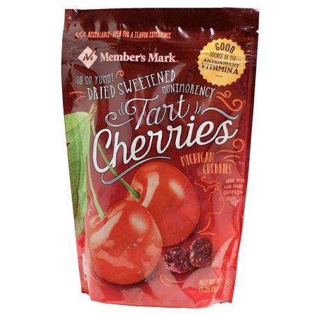 Member's Mark Dried Montmorency Tart Cherries (20 oz.) Montmorency Tart Cherries
